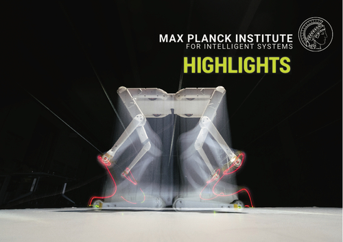 Max Planck Institute for Intelligent Systems - Highlights